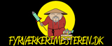 Fyrværkerimesteren Logo